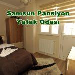 Samsun Pansiyon Yatak Odası