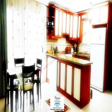 belediye evleri günlük kiralık ev