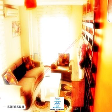 Günlük daire Samsun