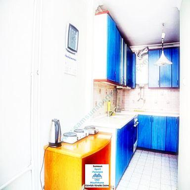 Samsun merkez günlük kiralık evler