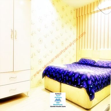 Samsun Bafra Günlük Kiralık Ev