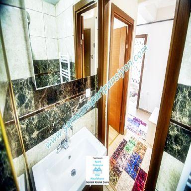 Samsun Günlük Kiralık Ev Jakuzili