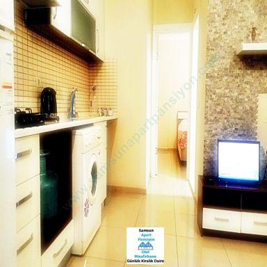 Samsun günlük kiralık ev ucuz
