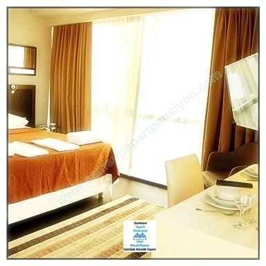 Samsunda apart otel