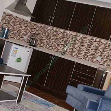 samsun günlük kiralık ev 3+1